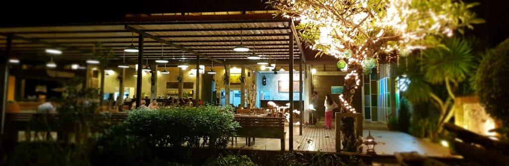 dinner time Koh Lanta