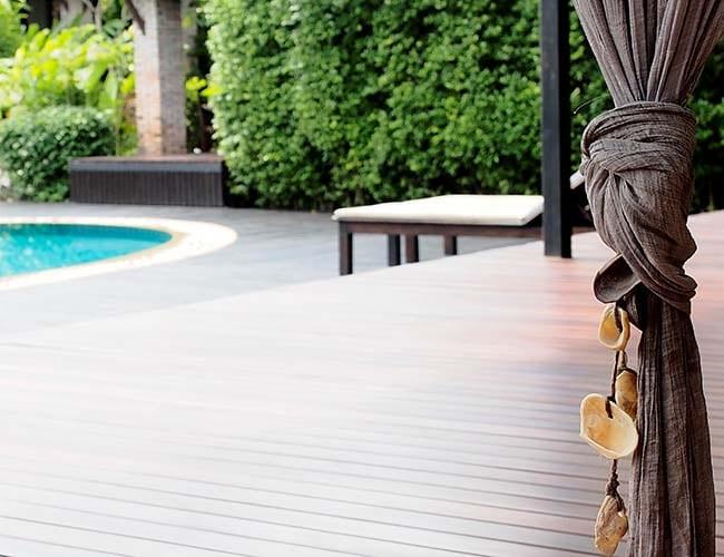pool Terrace Tropicana Lanta