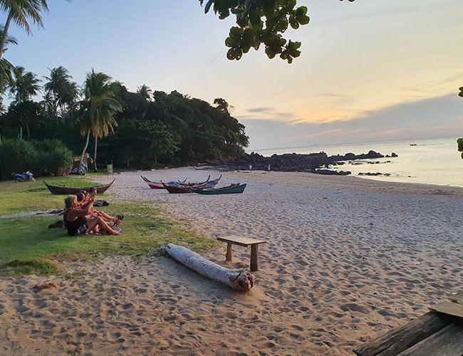 Koh Lanta Secret beach