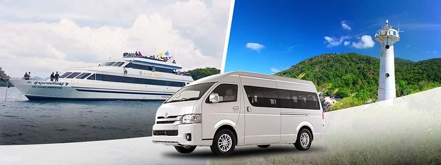 travel from Krabi to Lanta